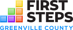 Greenville First Steps logo